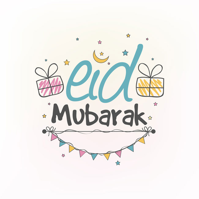 Bekend Happy Eid Mubarak Images 2018 SJ04